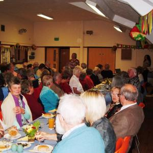 Harvest Supper Worlingworth 20154