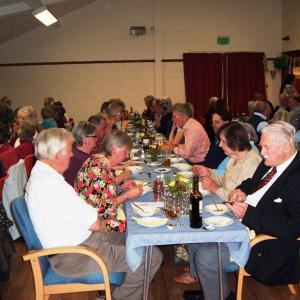 Harvest Supper Worlingworth 20159